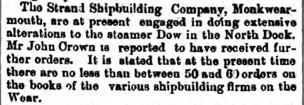 strand shipbuilding comany_john crown_17 Jan 1888_Shields Daily Gazette.jpg
