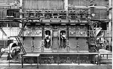 SULZER ENGINE FOR PORT HURON.JPG